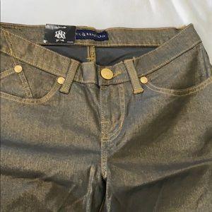 Rock & Republic New Berlin Skinny jeans green 10 M